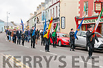 Shortis Commemoration : Parade at the Shortis commemoration parade in Ballybunion on Sunday last.