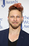 Benjamin Scheuer attends the 73rd Annual Theatre World Awards at The Imperial Theatre on June 5, 2017 in New York City.