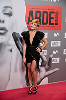 Sara Escudero attends to ARDE Madrid premiere at Callao City Lights cinema in Madrid, Spain. November 07, 2018. (ALTERPHOTOS/A. Perez Meca) /NortePhoto.com