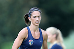 CARY, NC - JULY 11: Abby Erceg. The North Carolina Courage held a training session on July 11, 2017, at WakeMed Soccer Park Field 6 in Cary, NC.