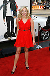 """HOLLYWOOD, CA. - April 14: Tiffany Thornton arrives at the premiere of Warner Bros. """"17 Again"""" held at Grauman's Chinese Theatre on April 14, 2009 in Hollywood, California."""