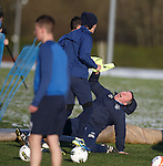 071212 Rangers training