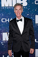NEW YORK, NY - JUNE 11: Bill Nye  at World Premiere of Men in Black International at AMC Lincoln Square on June 11, 2019 in New York City. <br /> CAP/MPI99<br /> ©MPI99/Capital Pictures