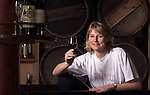 Laura Knight managing director of Orgasmic wines.