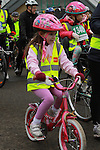 Operation Transformation 10km cycle from Ardee Parish Centre.