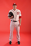VIERA, FL - FEBRUARY 13:  Ross Detwiler of the Washington Nationals poses for a portrait at Space Coast Stadium on February 13, 2014 in Viera, Florida.  (Photo by Donald Miralle)