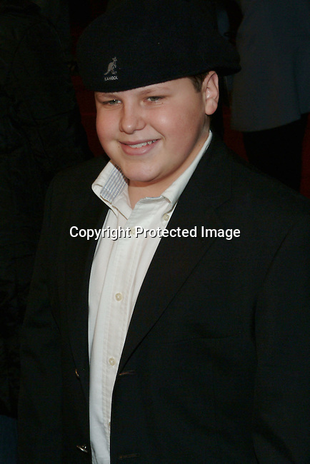Kevin Schmidt<br />&quot;Cheaper by the Dozen&quot; Film Premiere - Los Angeles<br />Mann's Grauman's Chinese Theatre<br />Hollywood, CA, USA<br />Sunday, December 14, 2003<br />Photo By Celebrityvibe.com/Photovibe.com