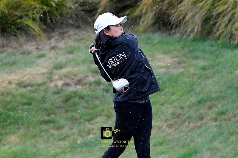 Golf &ndash; CSW Teams Champs at Royal Wellington Golf Club, Upper Hutt, New Zealand on Tuesday 2 April 2019. <br /> Photo by Masanori Udagawa. <br /> www.photowellington.photoshelter.com