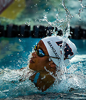 Photography of the SwimMAC Carolina team swimming at the 2018 Speedo Jr Nationals in Irvine, California.<br /> <br /> Charlotte Photographer - PatrickSchneiderPhoto.com