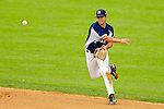 18 May 2006: Danny Menendez,  a University of Maine Freshman from Miami, FL, makes a play during a game against the University of Vermont Catamounts, at Historic Centennial Field, in Burlington, Vermont...Mandatory Photo Credit: Ed Wolfstein Photo..