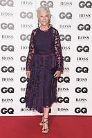 LONDON, UK. September 05, 2018: Maye Musk at the GQ Men of the Year Awards 2018 at the Tate Modern, London