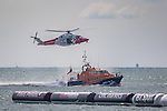 America's Cup World Series Portsmouth 2015 - Waterfront Air and Sea displays.<br />