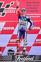 Moto GP 2016 / Podium Moto GP