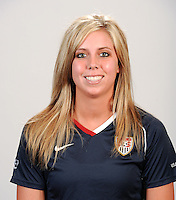 USWNT U-20/ U-18 Headshots, April 12, 2010
