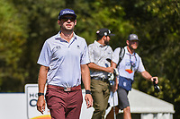 Lanto Griffin (USA) heads down 2 during round 4 of the 2019 Houston Open, Golf Club of Houston, Houston, Texas, USA. 10/13/2019.<br /> Picture Ken Murray / Golffile.ie<br /> <br /> All photo usage must carry mandatory copyright credit (© Golffile | Ken Murray)