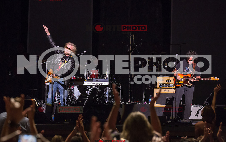 LAS VEGAS, NV - September 20: Daryl Hall & John Oates perform at The Joint at Hard Rock Hotel & Casino on September 20, 2012 in Las Vegas, Nevada Kabik/Starlite/Mediapunchinc /NortePhoto<br /> <br /> **Solo*venta*en*Mexico*<br /> <br /> **CREDITO*OBLIGATORIO** *No*Venta*A*Terceros*<br /> *No*Sale*So*third*...