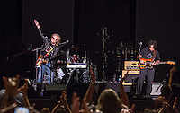 LAS VEGAS, NV - September 20: Daryl Hall &amp; John Oates perform at The Joint at Hard Rock Hotel &amp; Casino on September 20, 2012 in Las Vegas, Nevada Kabik/Starlite/Mediapunchinc /NortePhoto<br />