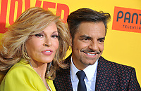 www.acepixs.com<br /> <br /> April 26 2017, LA<br /> <br /> Raquel Welch and Eugenio Derbez (R) arriving at the premiere of 'How To Be A Latin Lover' at the ArcLight Cinemas Cinerama Dome on April 26, 2017 in Hollywood, California. <br /> <br /> By Line: Peter West/ACE Pictures<br /> <br /> <br /> ACE Pictures Inc<br /> Tel: 6467670430<br /> Email: info@acepixs.com<br /> www.acepixs.com