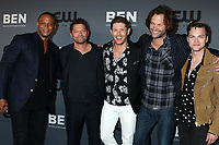 LOS ANGELES - AUG 4:  David Ramsey, Misha Collins, Jensen Ackles, Jared Padalecki, Alexander Calvert at the  CW Summer TCA All-Star Party at the Beverly Hilton Hotel on August 4, 2019 in Beverly Hills, CA