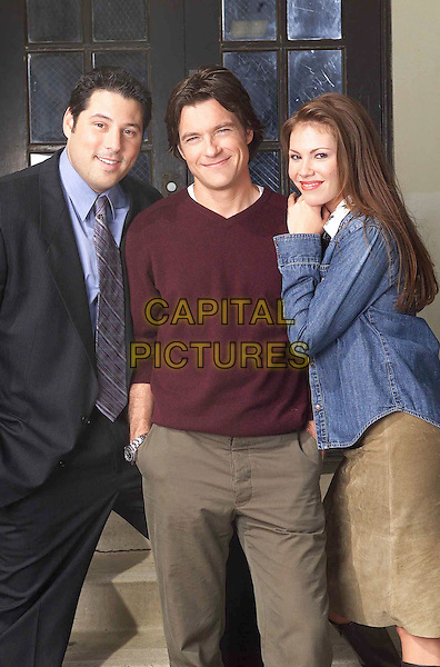 GREG GRUNBERG, JASON BATEMAN & NIKKI COX.in The Jake Effect.Filmstill - Editorial Use Only.Ref: FB.sales@capitalpictures.com.www.capitalpictures.com.Supplied by Capital Pictures.