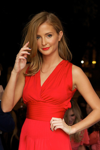 Millie Mackintosh from Made in Chelsea at The Beulah party at Dorsia, South Kensington, London