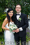 Caragh O'Sullivan and John Coffey were married at Killorglin Church by Fr. Finucane on Friday 7th July 2017 with a reception at Ballygarry House Hotel