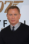 """DANIEL CRAIG.attends the photocall for the twenty-third 007 adventure, """"Skyfall"""" at the Villamagna Hotel, Madrid_29/10/2012.Mandatory Credit Photo: ©NEWSPIX INTERNATIONAL..**ALL FEES PAYABLE TO: """"NEWSPIX INTERNATIONAL""""**..IMMEDIATE CONFIRMATION OF USAGE REQUIRED:.Newspix International, 31 Chinnery Hill, Bishop's Stortford, ENGLAND CM23 3PS.Tel:+441279 324672  ; Fax: +441279656877.Mobile:  07775681153.e-mail: info@newspixinternational.co.uk"""