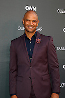 BURBANK, CA - AUGUST 29: Dondre Whitfield<br />
