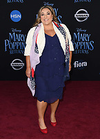 29 November 2018 - Hollywood, California - Jo Frost. &quot;Mary Poppins Returns&quot; Los Angeles Premiere held at The Dolby Theatre.   <br /> CAP/ADM/BT<br /> &copy;BT/ADM/Capital Pictures