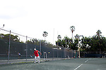 "David Lifshultz plays tennis with his son in Flaming Park in Miami Beach, Florida July 17, 2011. He wonders how new retirees can ""meet their expectations"" if Social Security loses funding. ""It's devastating,"" he said..Kendrick Brinson/LUCEO"