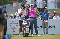 Andrew Wise (USA) looks over his tee shot on 10 during round 3 of the AT&amp;T Byron Nelson, Trinity Forest Golf Club, at Dallas, Texas, USA. 5/19/2018.<br /> Picture: Golffile | Ken Murray<br /> <br /> <br /> All photo usage must carry mandatory copyright credit (&copy; Golffile | Ken Murray)