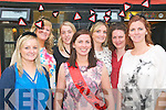 Bride to Be : Bride to be Helena Somers, Listowel on  her hen party in Broderick's  Bar Listowel on Sunday night last. L- R : Olivia Hilliard, Margaret & Michelle Moran, Helena, Christina, Lilie & Marie Somers.