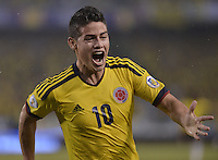 Colombia vs Ecuador, 06-09-2013