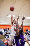 Kalamazoo College Men's Basketball vs Bluffton - 12.7.11