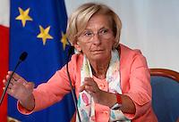 20130823 ROMA-POLITICA: CONFERENZA STAMPA AL TERMINE DEL CONSIGLIO DEI MINISTRI