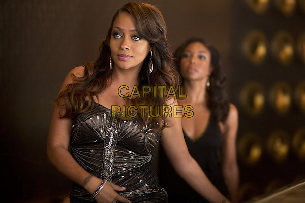 La La Anthony, Gabrielle Union<br /> in Think Like a Man Too (2014) <br /> *Filmstill - Editorial Use Only*<br /> CAP/FB<br /> Image supplied by Capital Pictures