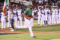Chris Roberson de Mexico.<br /> Aspectos del partido Mexico vs Italia, durante Cl&aacute;sico Mundial de Beisbol en el Estadio de Charros de Jalisco.<br /> Guadalajara Jalisco a 9 Marzo 2017 <br /> Luis Gutierrez/NortePhoto.com
