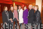Pictured at Elvis concert at the INEC, Killarney, on Saturday were l-r: Mary O'Connor (Tralee) Ann Marie Collins (Tralee) Jackie Collins (Tralee) Breda Barry (Tralee) Edel Linnane (Tralee) Bernie Broderick (Duagh) and Cáit Broderick (Duagh).