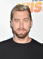 LOS ANGELES, CA - JUNE 02: Lance Bass arrives at the 2018 iHeartRadio Wango Tango by AT&amp;T at Banc of California Stadium on June 2, 2018 in Los Angeles, California.<br /> CAP/ROT/TM<br /> &copy;TM/ROT/Capital Pictures