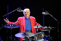 LONDON, ENGLAND - NOVEMBER 30: Gilson Lavis performing with Jools Holland And His Rhythm &amp; Blues Orchestra at Royal Albert Hall on November 30, 2018 in London, England.<br /> CAP/MAR<br /> &copy;MAR/Capital Pictures