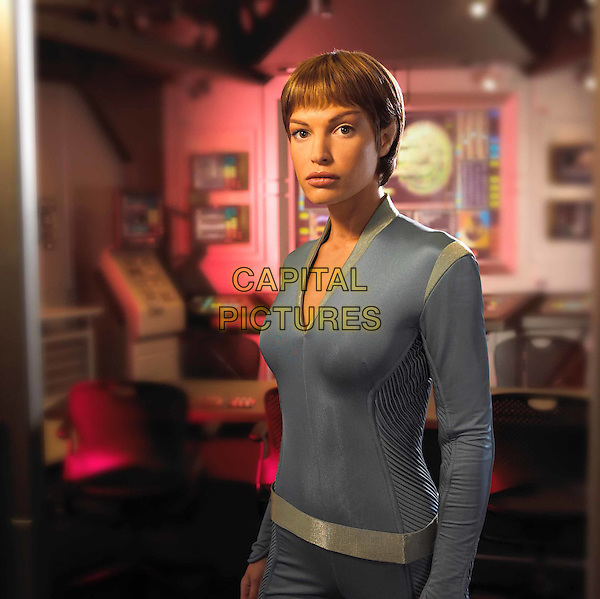 JOLENE BLALOCK.in Star Trek: Enterprise.Filmstill - Editorial Use Only.Ref: FB.www.capitalpictures.com.sales@capitalpictures.com.Supplied by Capital Pictures