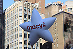 Macy's balloon at the 86th Annual Macy's Thanksgiving Day Parade on November 22, 2012 in New York City, New York. (Photo by Sue Coflin/Max Photos)