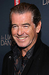 Pierce Brosnan attend the Broadway Opening Night Performance of 'Les Liaisons Dangereuses'  at The Booth Theatre on October 30, 2016 in New York City.