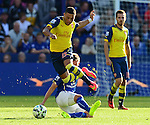 310814 Leicester City v Arsenal