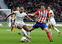 2018 03 17 Atletico de Madrid Women vs Madrid CFF women