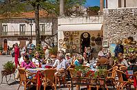 Italien, Kampanien, Ravello: auf der Piazza del Vescovado | Italy, Campania, Ravello: at Piazza del Vescovado