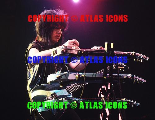 Motley Crue; Live 1989-1990<br /> Photo Credit: Eddie Malluk/Atlas Icons.com