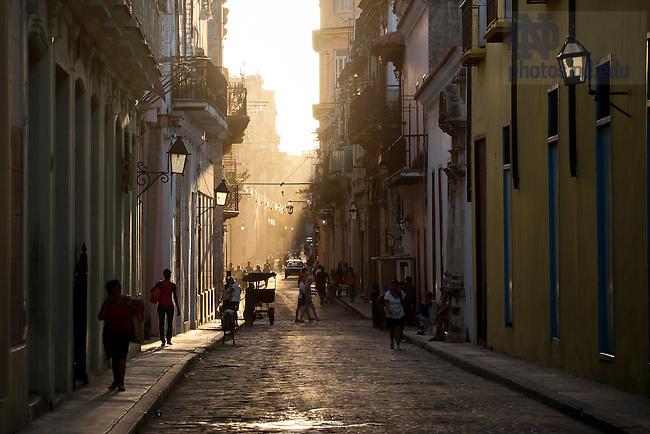 October 19, 2016; Havana, Cuba. (Photo by Matt Cashore/University of Notre Dame)