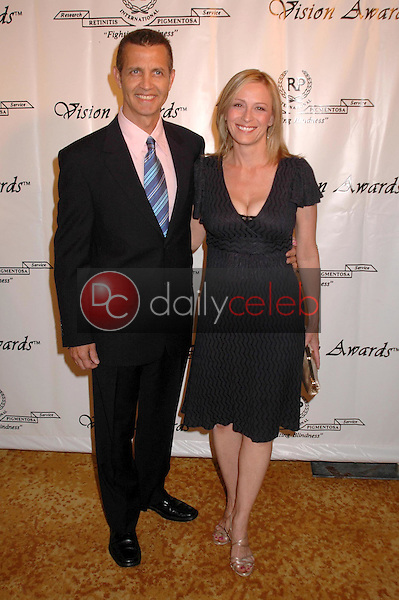 Jack Stehlin and Jeannine Welles<br />at the 36th Annual Vision Awards. Beverly Wilshire Hotel, Beverly Hills, CA. 06-27-09<br />Dave Edwards/DailyCeleb.com 818-249-4998
