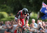 Tour de France 2011 - etape 20 Grenoble CLM..EVANS Cadel on 23/07/2011 in Grenoble, France. ..© PierreTeyssot.com